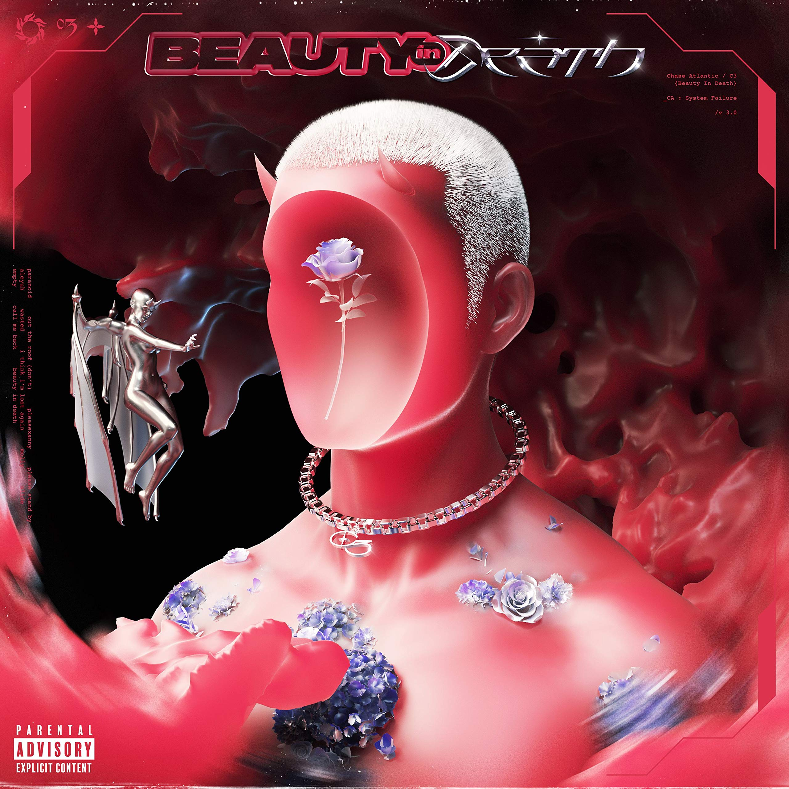 Chase Atlantic – Beauty In Death (2021) [FLAC]