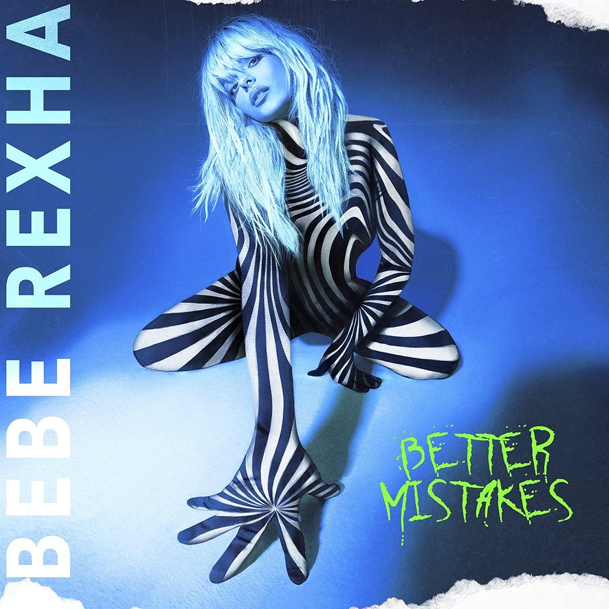 Bebe Rexha – Better Mistakes (2021) [24bit FLAC]