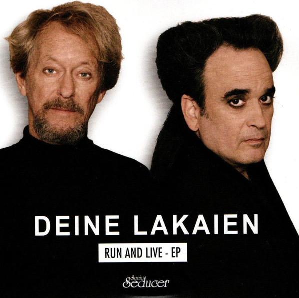 DLDeine Lakaien – Unbekannter TitelRun And Live (2021) [FLAC]