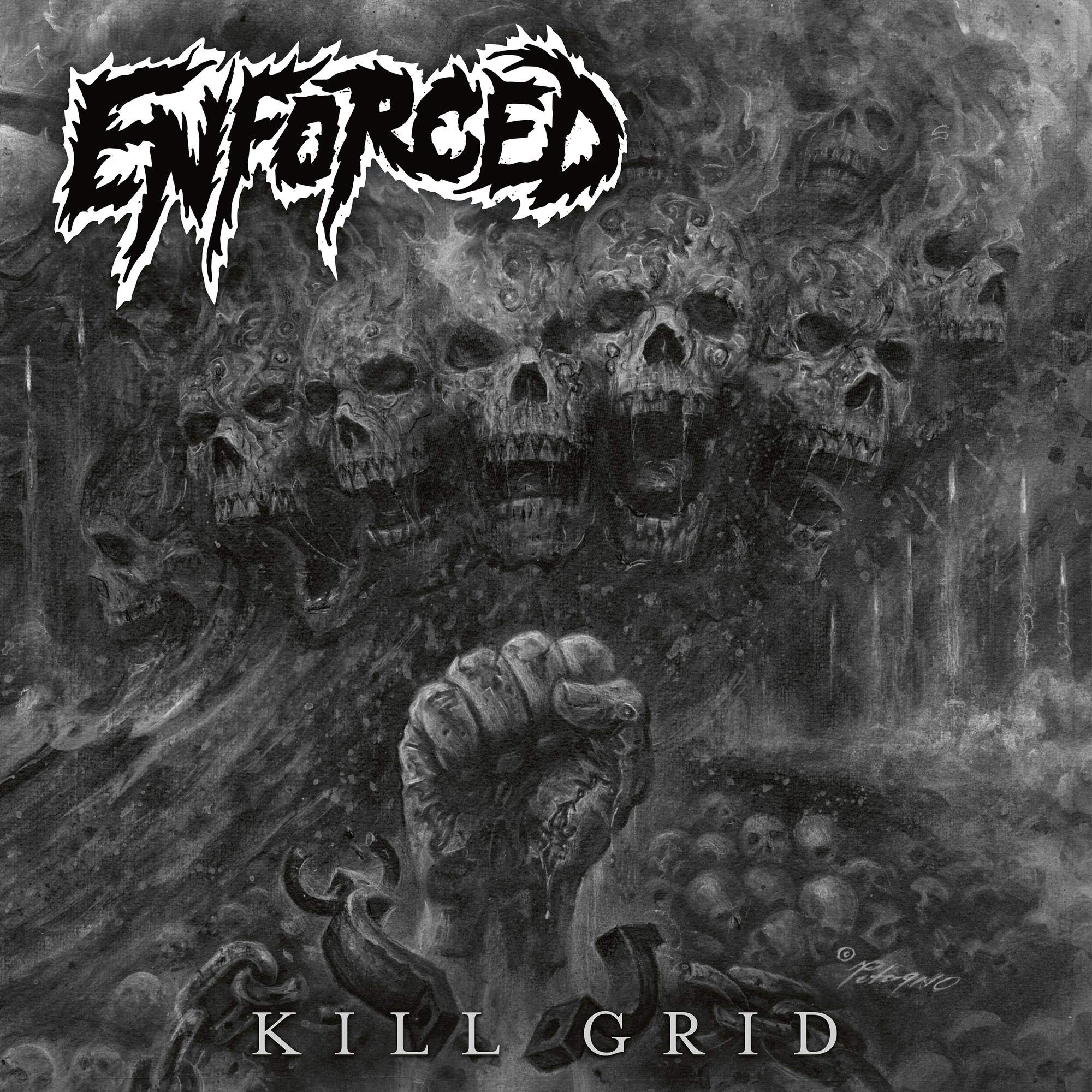 Enforced – Kill Grid (2021) [FLAC]