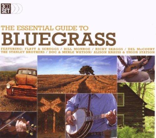 VA – The Essential Guide To Bluegrass (2007) [FLAC]
