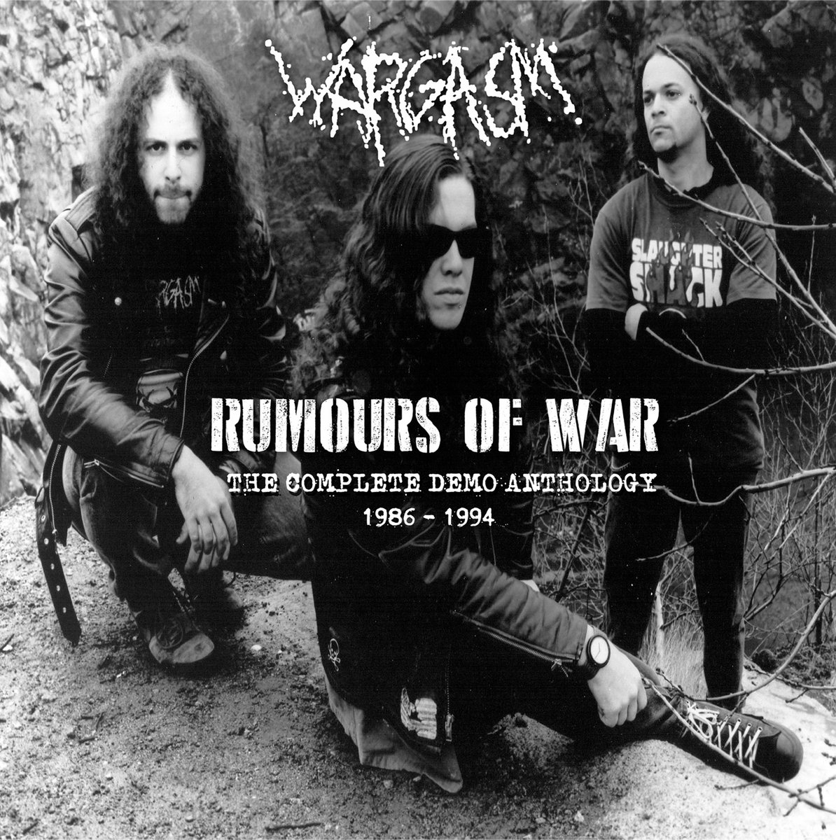 Wargasm – Rumours of War – The Complete Demo Anthology 1986-1994 (2021) [FLAC]