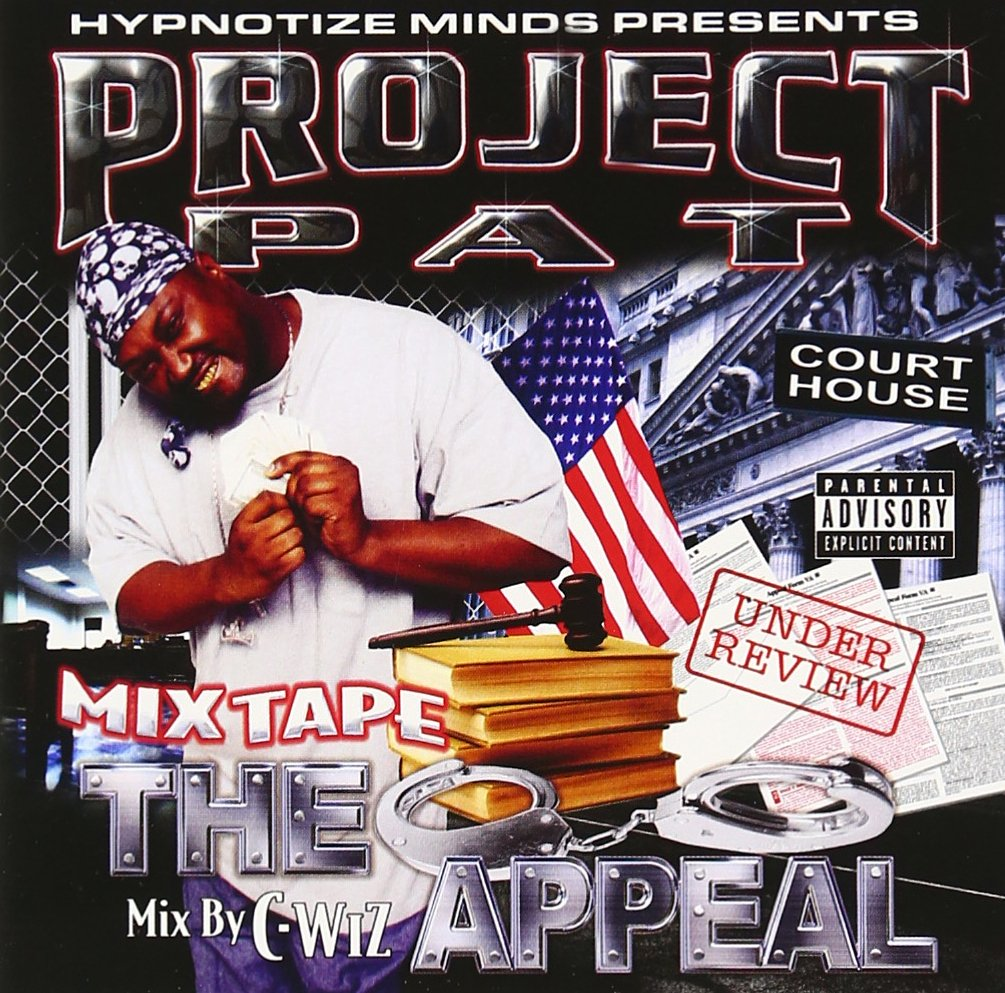 Juicy J & DJ Paul - Mix Tape The Appeal (2003) [FLAC] Download