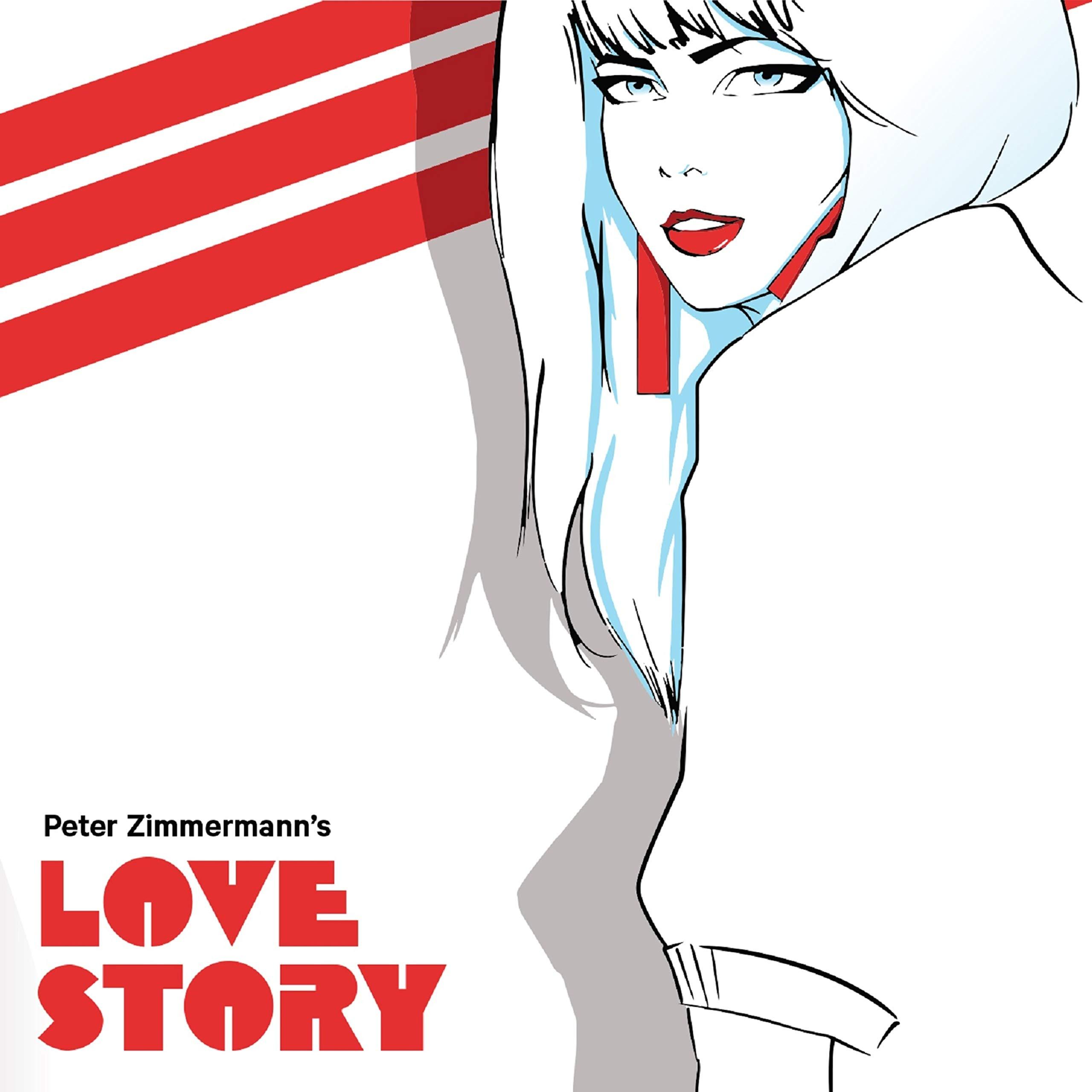 Peter Zimmermann - Lovestory (2020) [FLAC] Download
