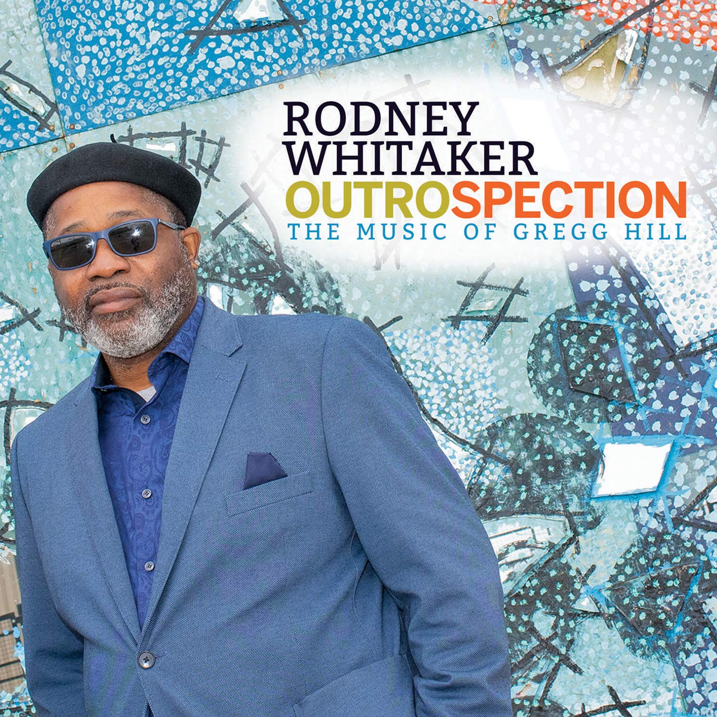 Rodney Whitaker - Outrospection: The Music of Gregg Hill (2021) [FLAC] Download