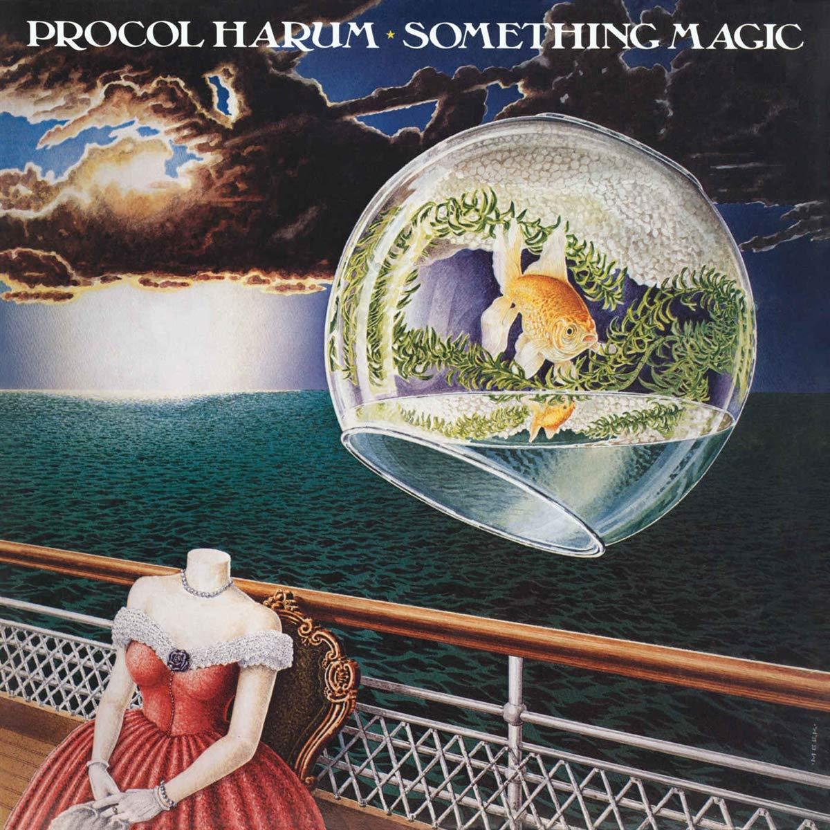 Procol Harum - Something Magic (2021) [FLAC] Download