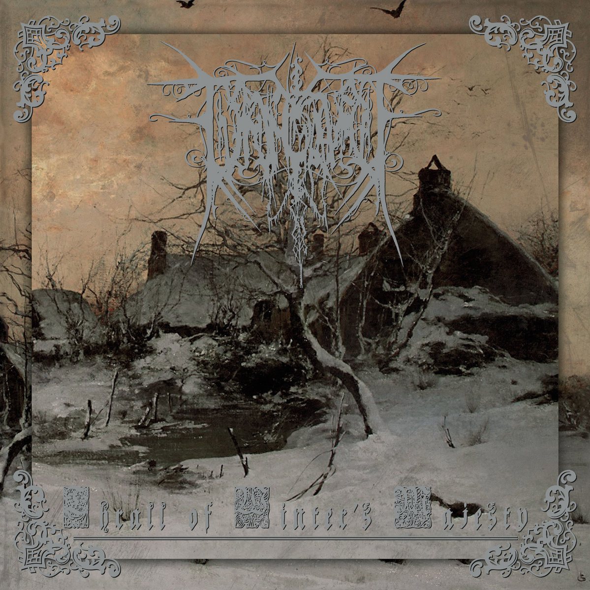 Ringar - Thrall of Winter's Majesty (2021) [FLAC] Download