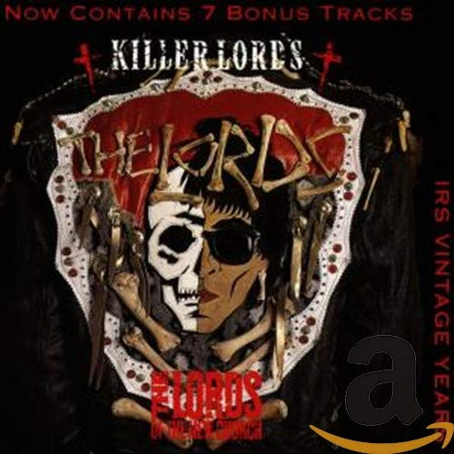 The Lords Of The New Church - Killer Lords (1992) [FLAC] Download