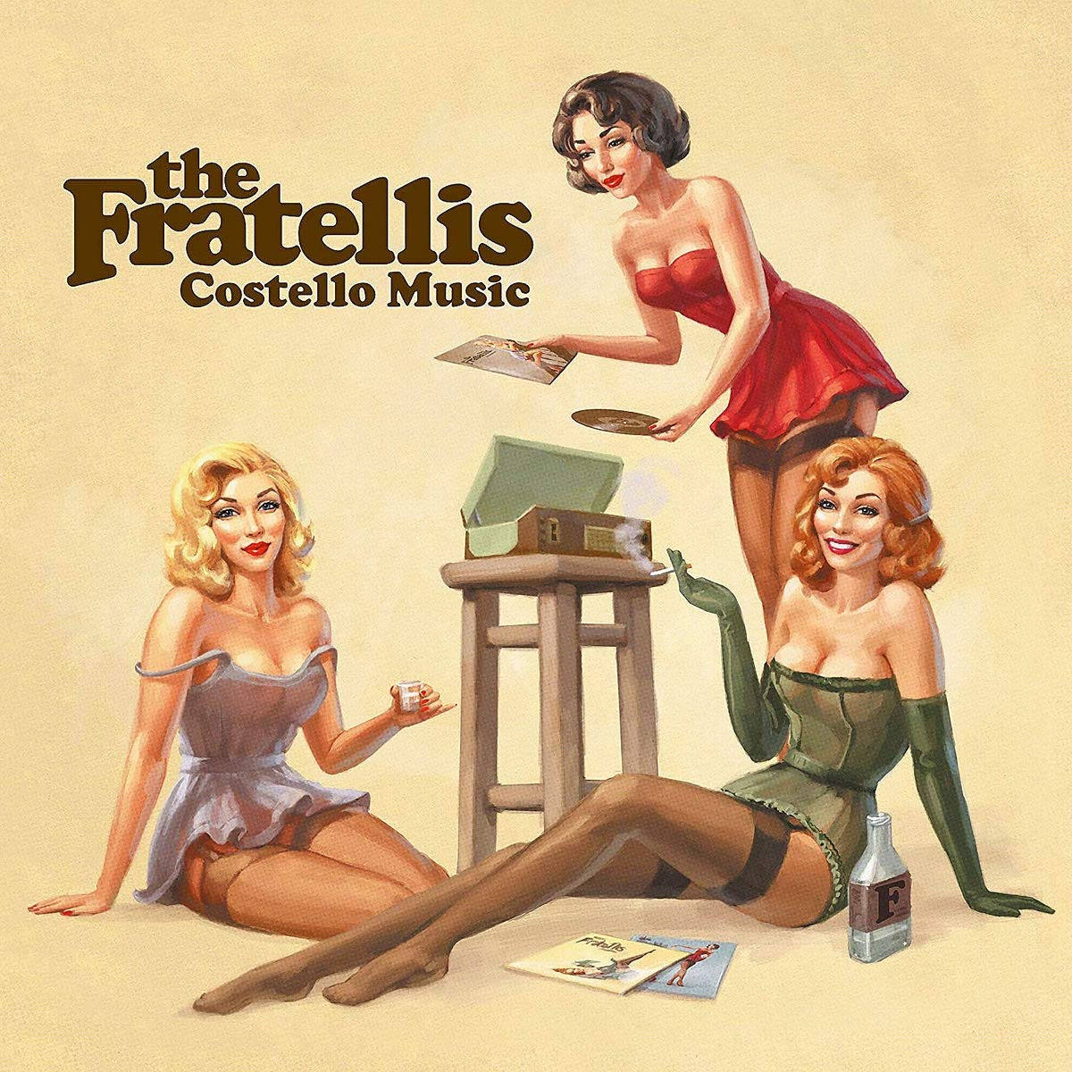 The Fratellis - Costello Music (2007) [FLAC] Download
