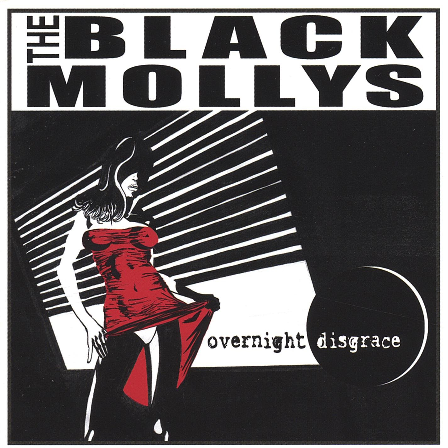 The Black Mollys - Overnight Disgrace (2004) [FLAC] Download