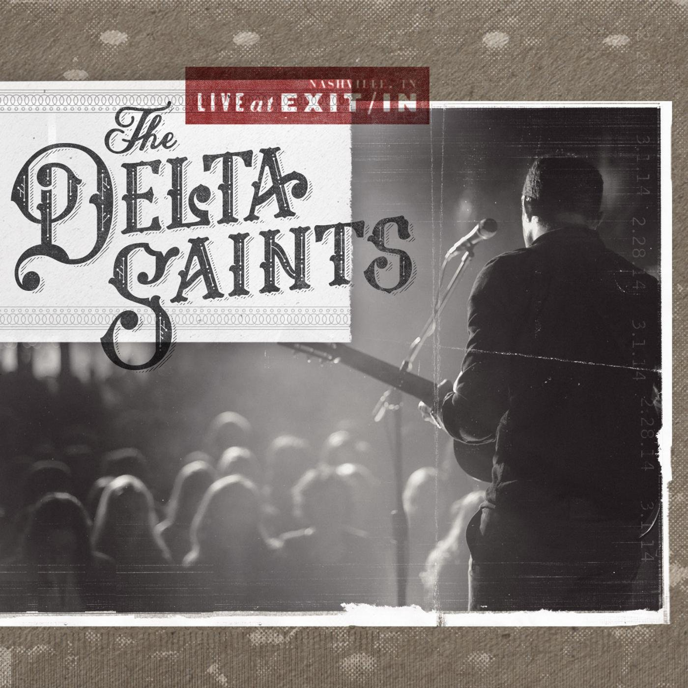 The Delta Saints - Live at Exit In (2014) [FLAC] Download
