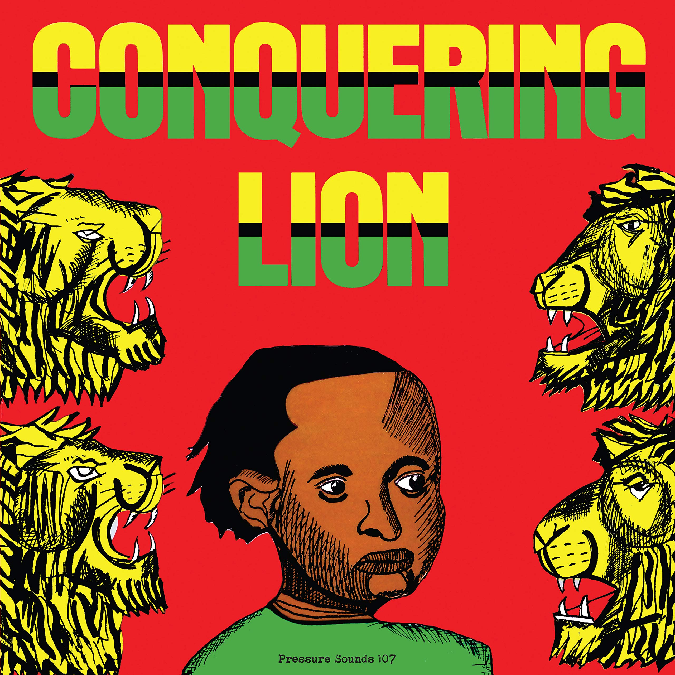Yabby You & The Prophets - Conquering Lion (2021) [FLAC] Download