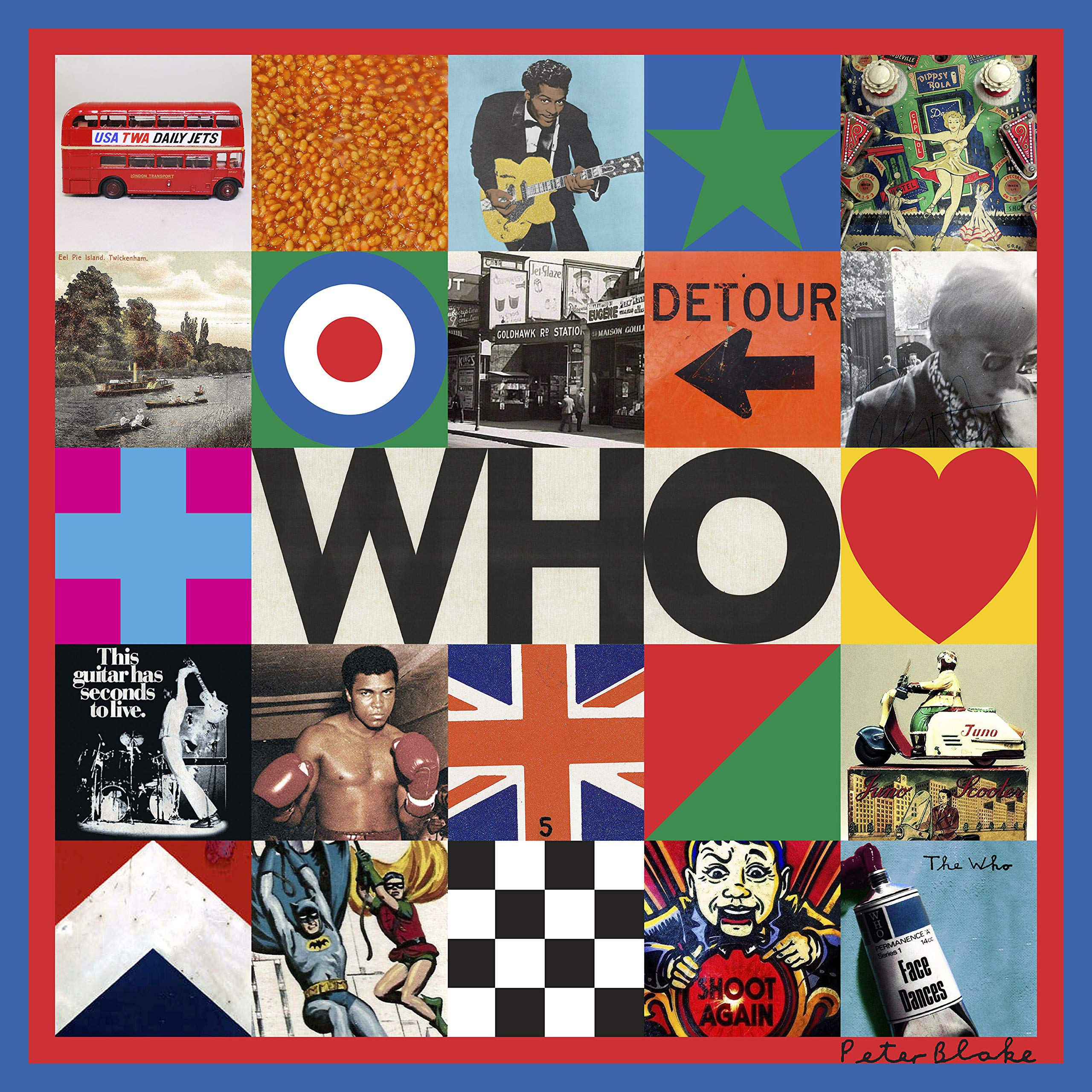 The Who - Who (2020) [FLAC] Download