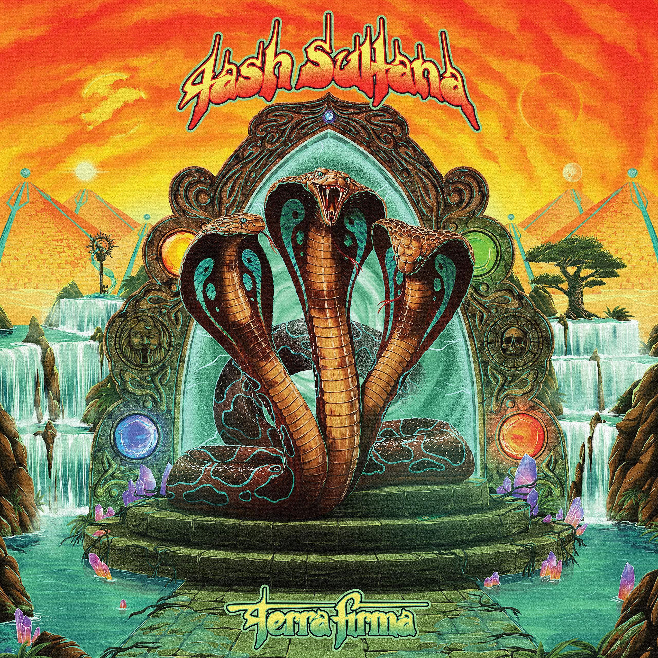 Tash Sultana - Terra Firma (2021) [FLAC] Download