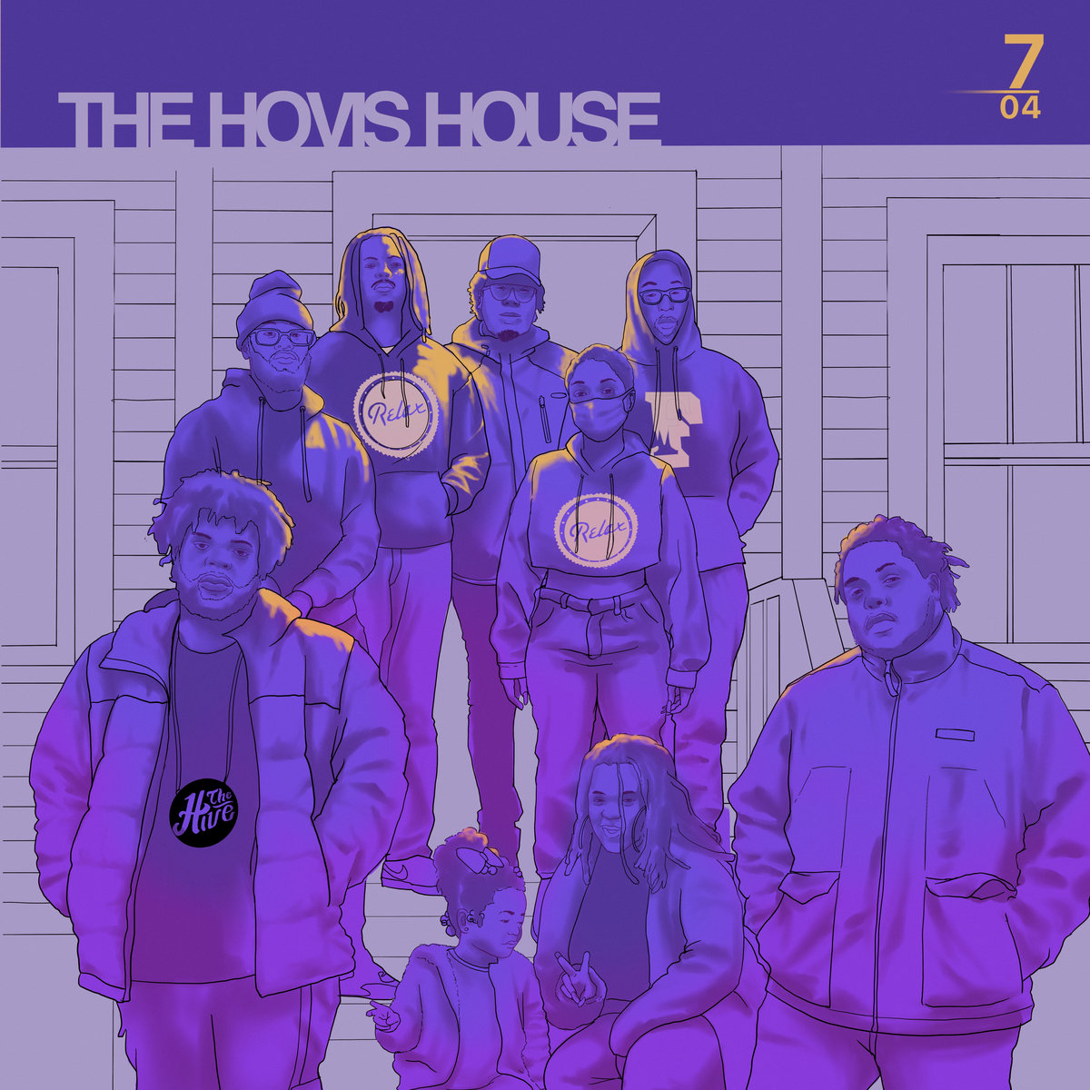 The Hovis House - The Hovis House (2021) [FLAC] Download