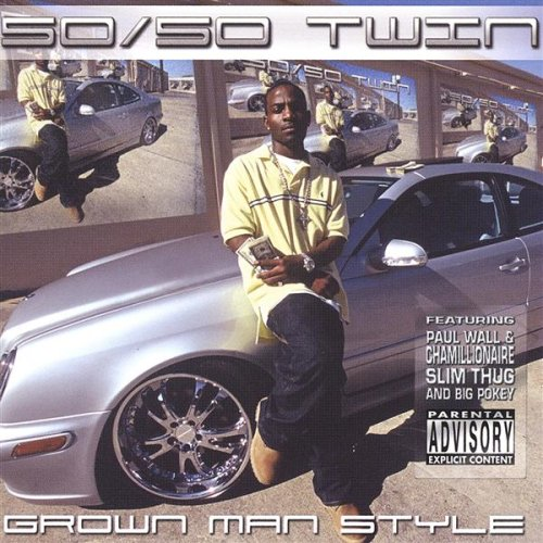 50/50 Twin - Grown Man Style (2004) [FLAC] Download