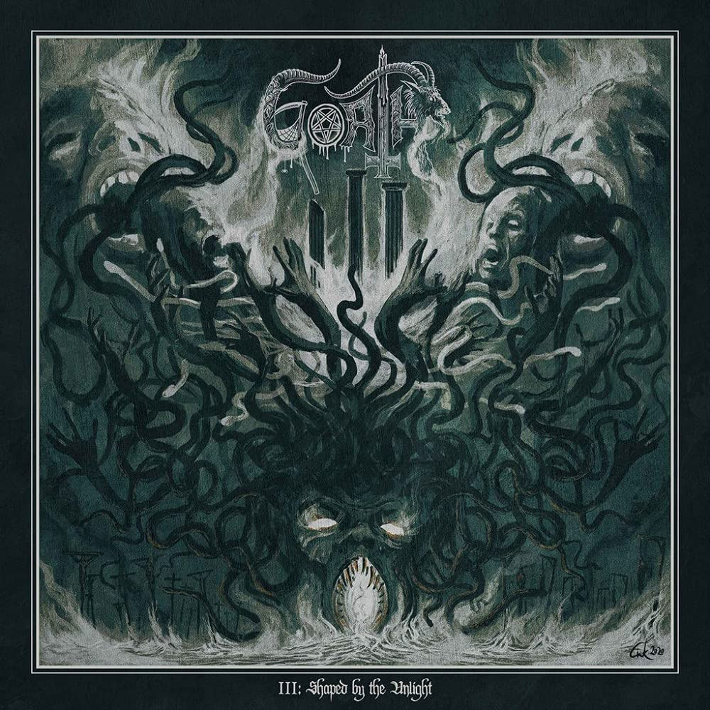 Goath - III: Shaped By The Unlight (2021) [FLAC] Download