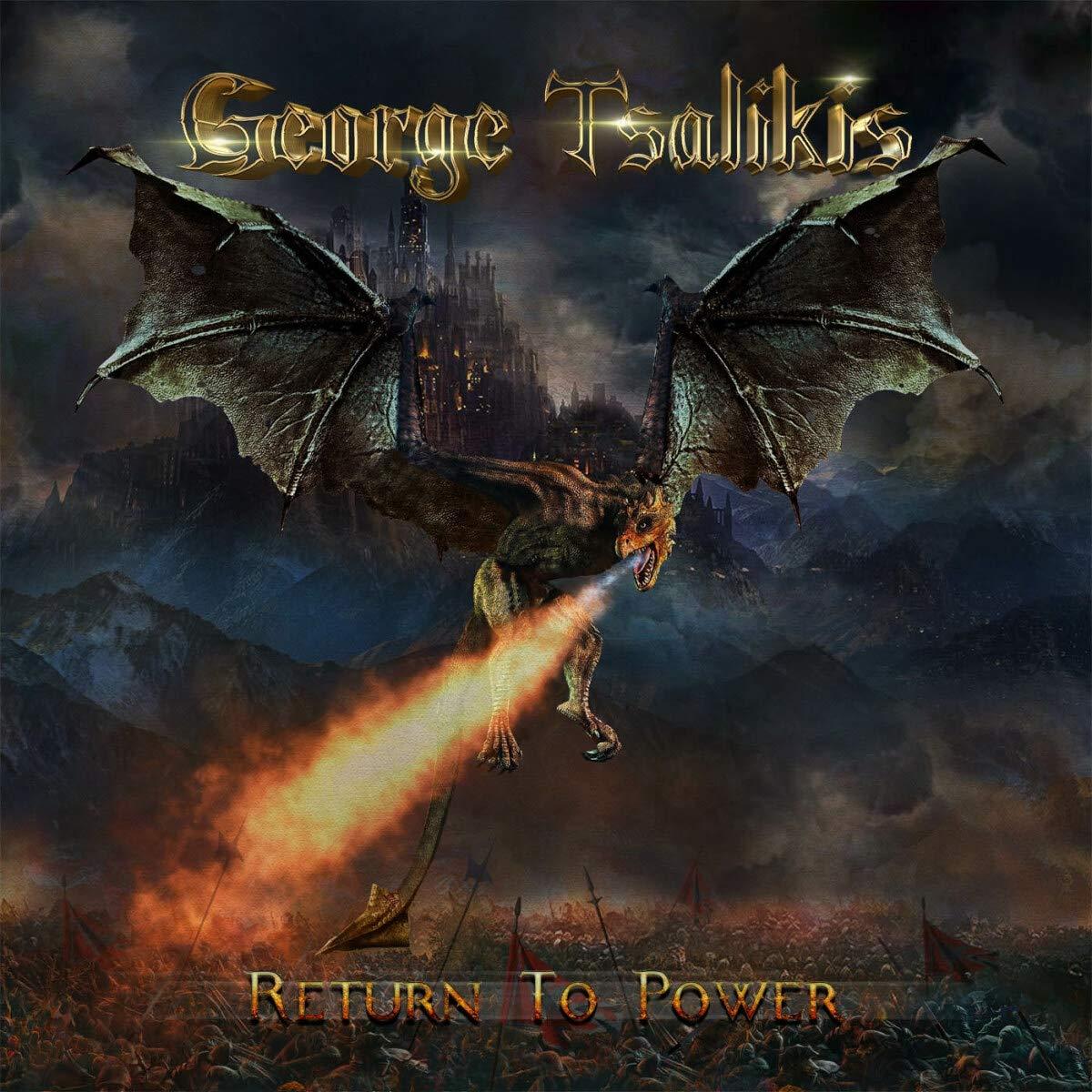 George Tsalikis - Return To Power (2021) [FLAC] Download