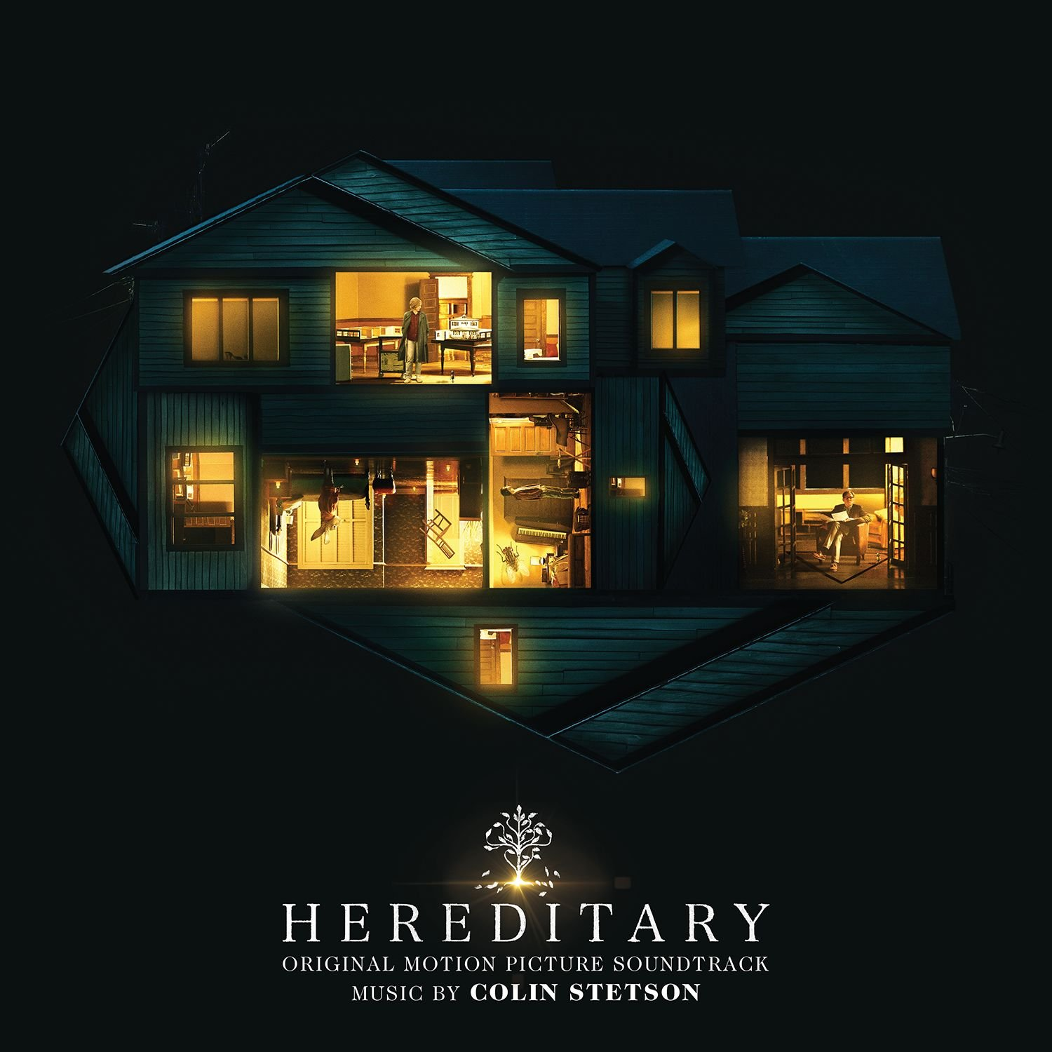 Colin Stetson - Hereditary (2018) [FLAC] Download