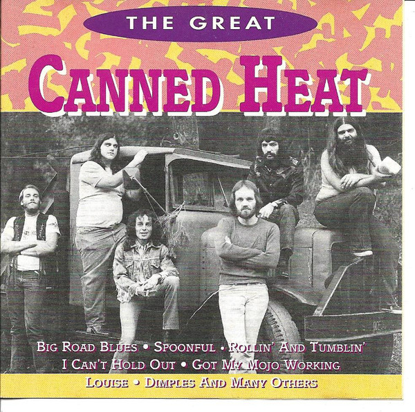 Canned Heat - The Great (1994) [FLAC] Download