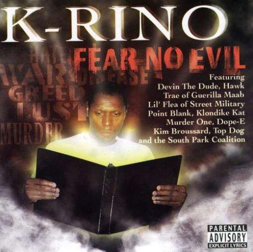 K-Rino - Fear No Evil (2004) [FLAC] Download
