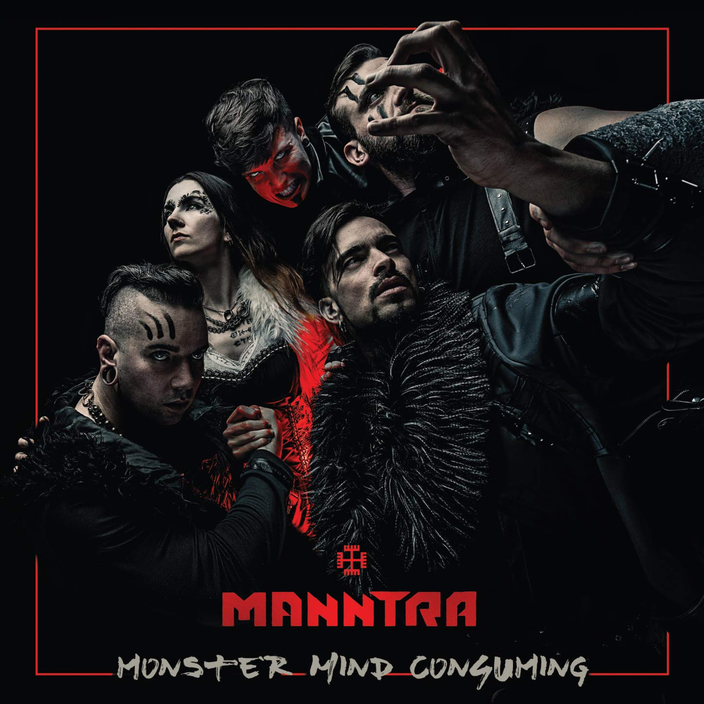 Manntra Feat. Tanzwut - Monster Mind Consuming (2021) [FLAC] Download