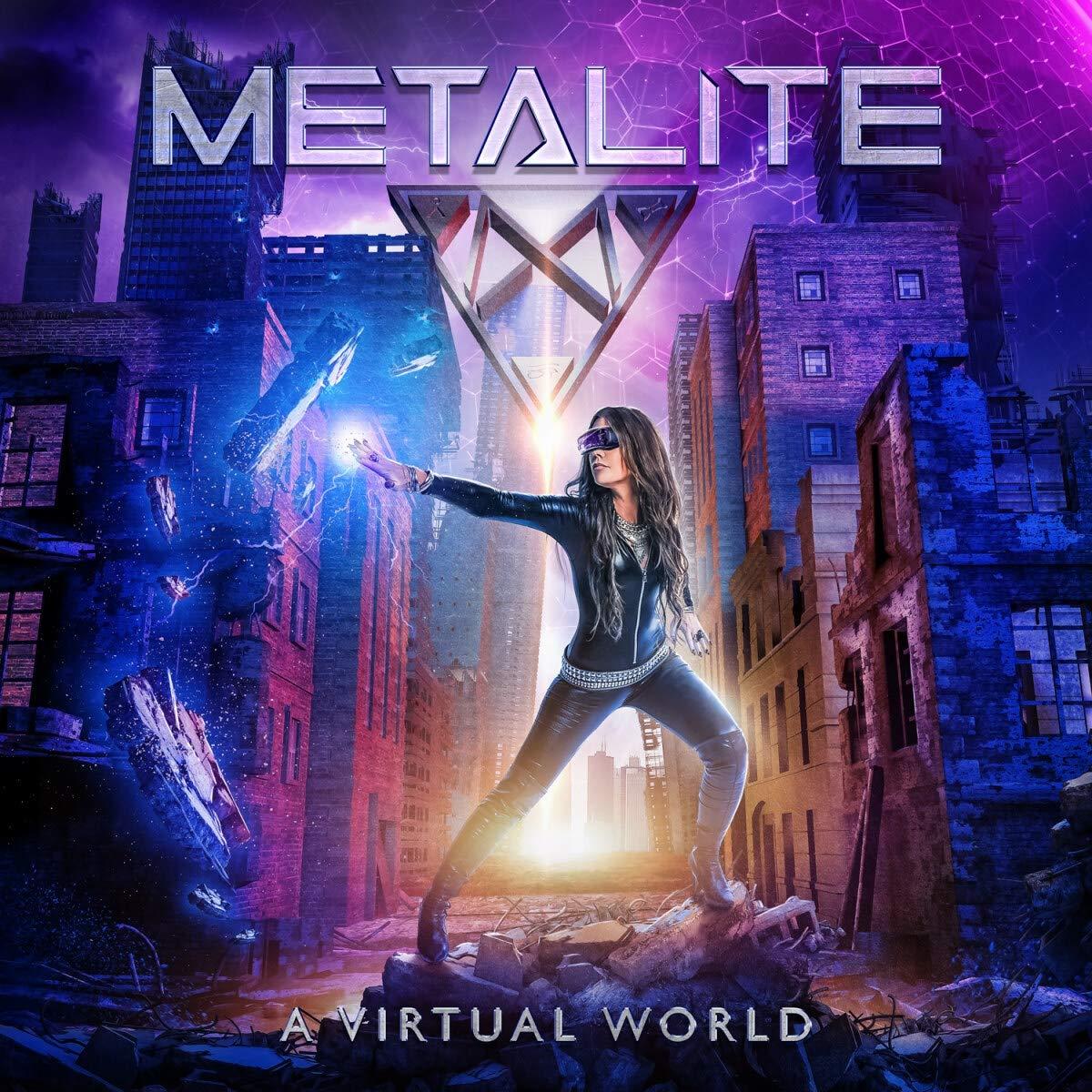 Metalite - A Virtual World (2021) [FLAC] Download