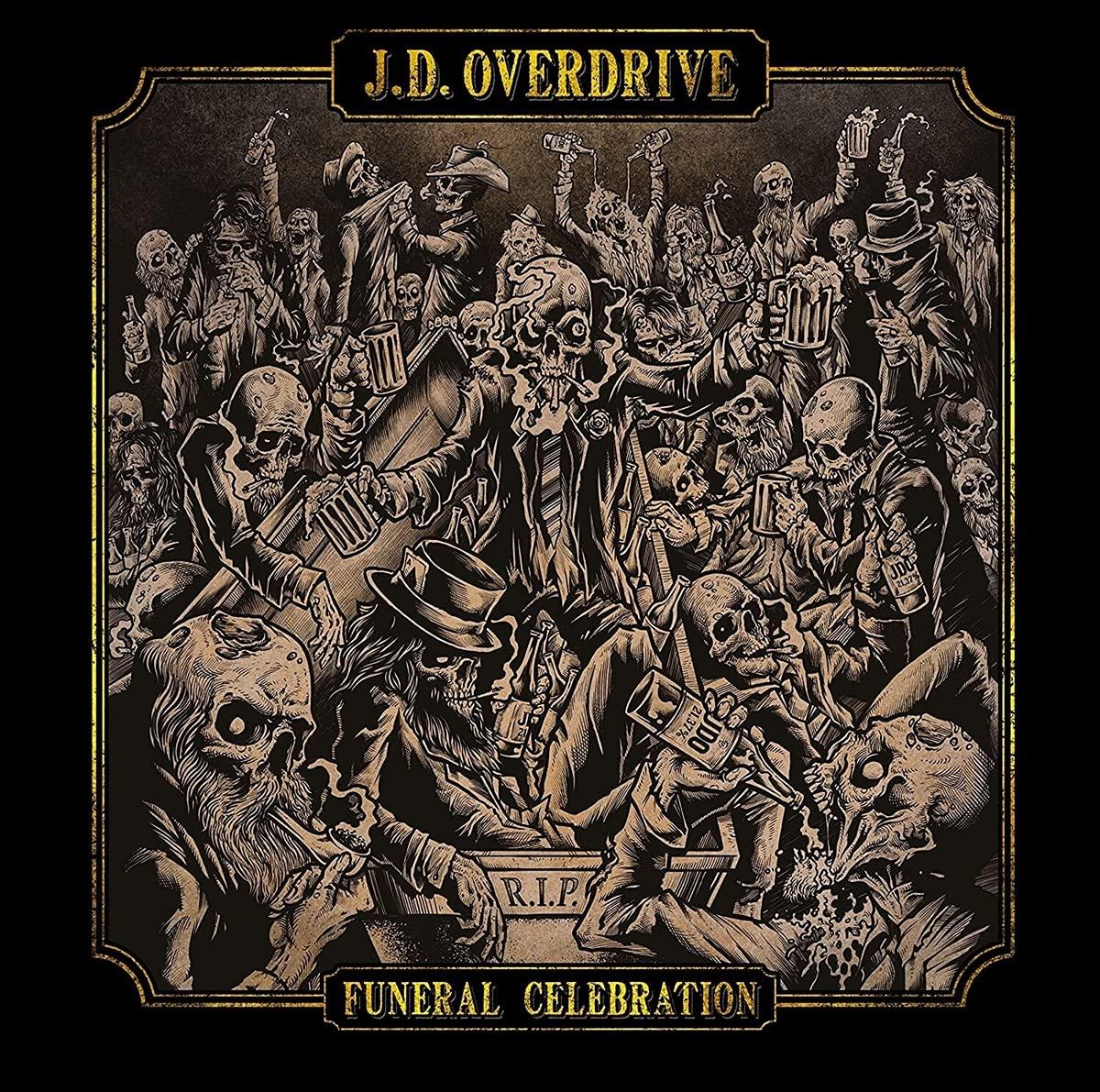J.D. Overdrive - Funeral Celebration (2021) [FLAC] Download