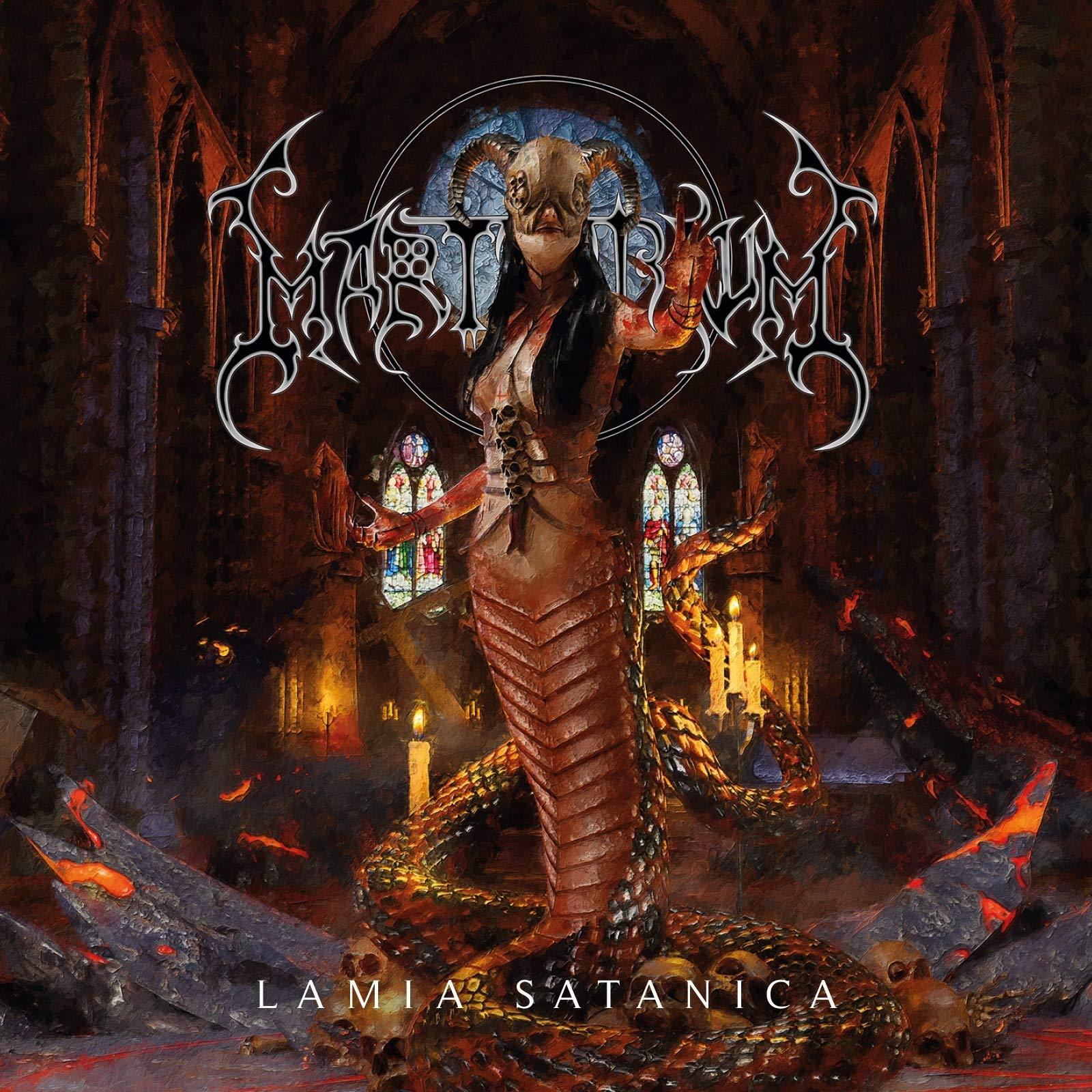 Martyrium - Lamia Satanica (2020) [FLAC] Download