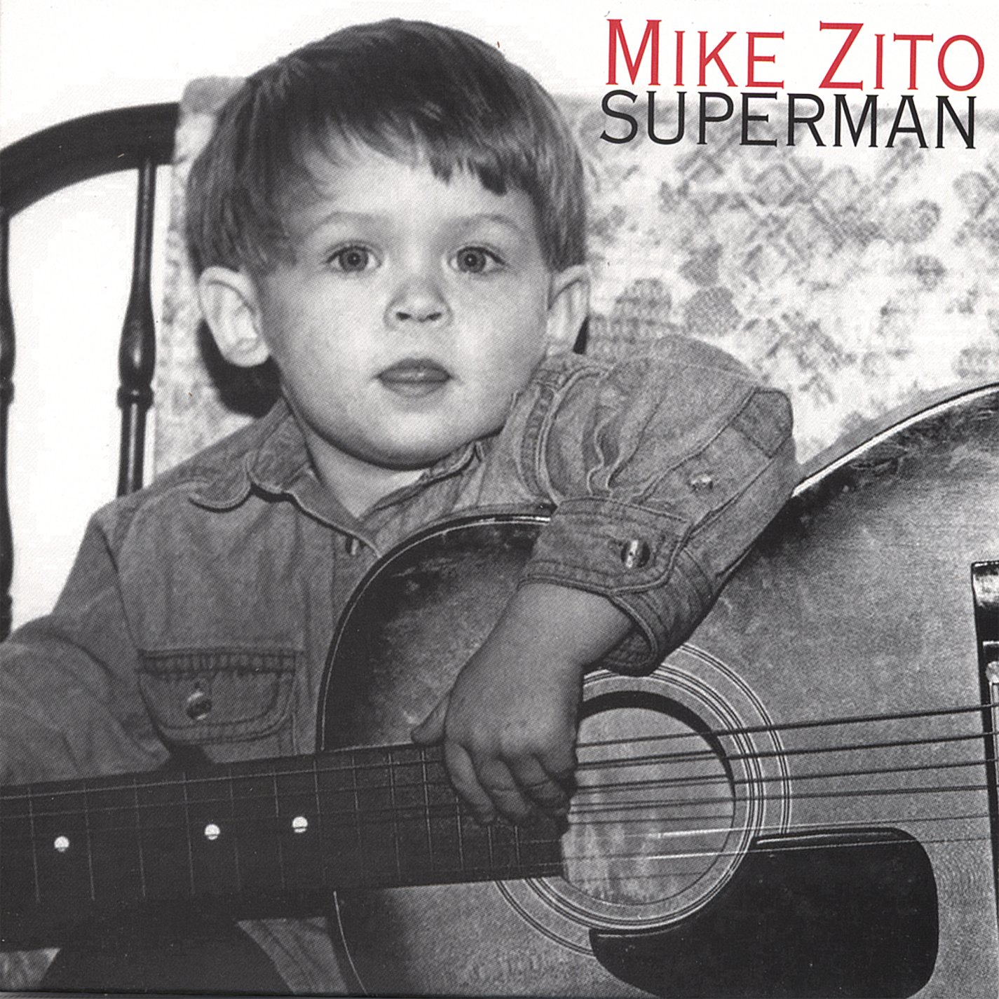 Mike Zito - Superman (2006) [FLAC] Download