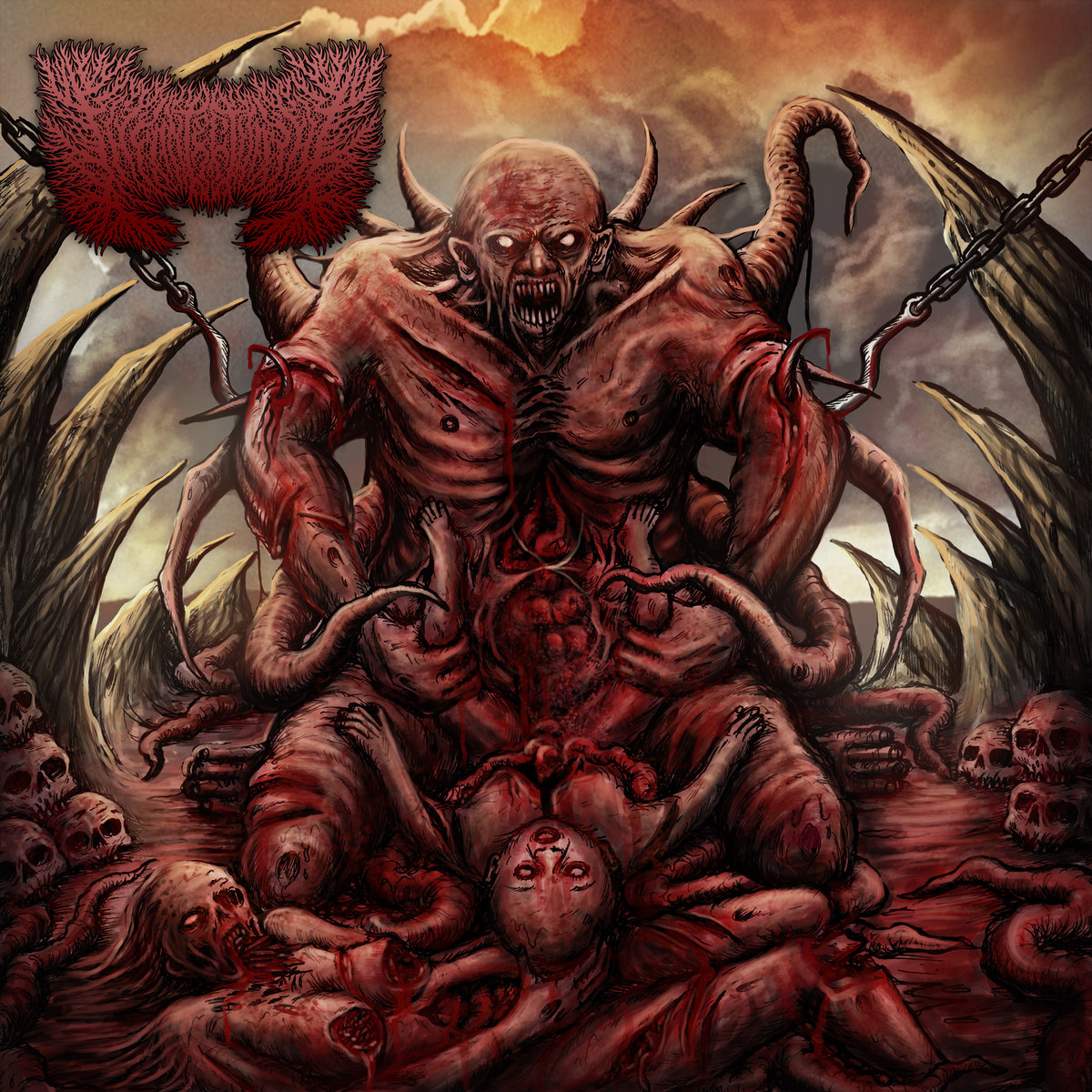 Infantectomy - Monstrous Obscenities (2021) [FLAC] Download