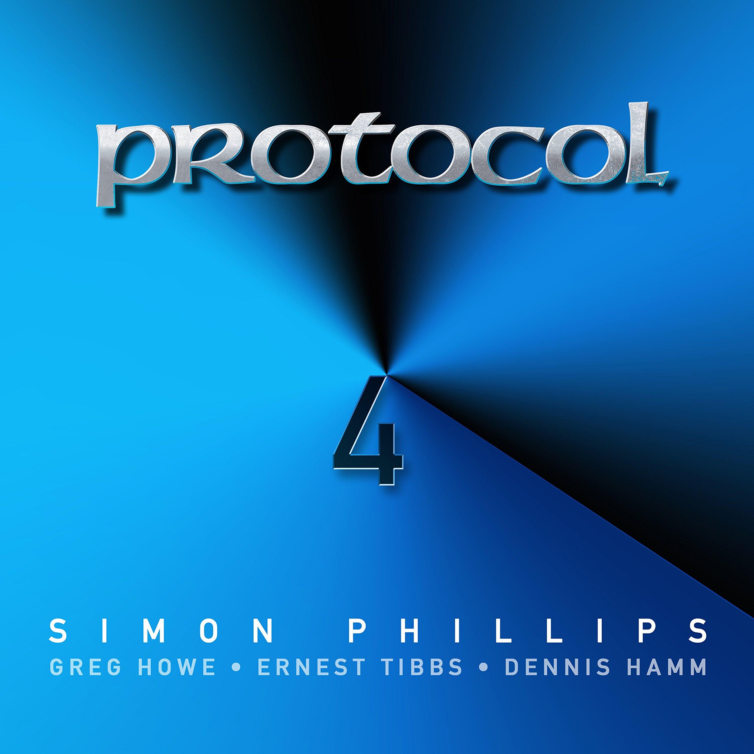 Simon Phillips - Protocol 4 (2017) [FLAC] Download