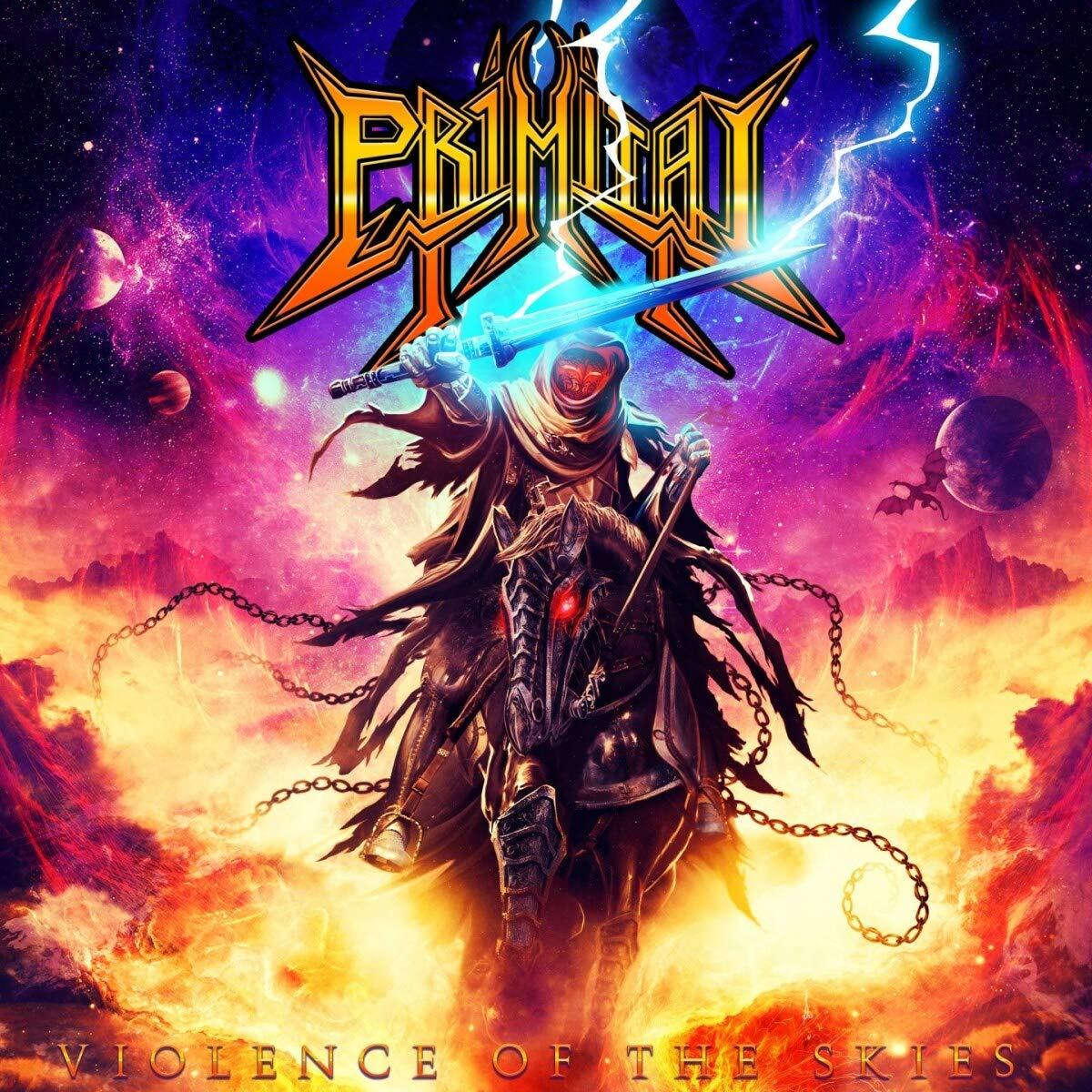 Primitai - Violence Of The Skies (2021) [FLAC] Download
