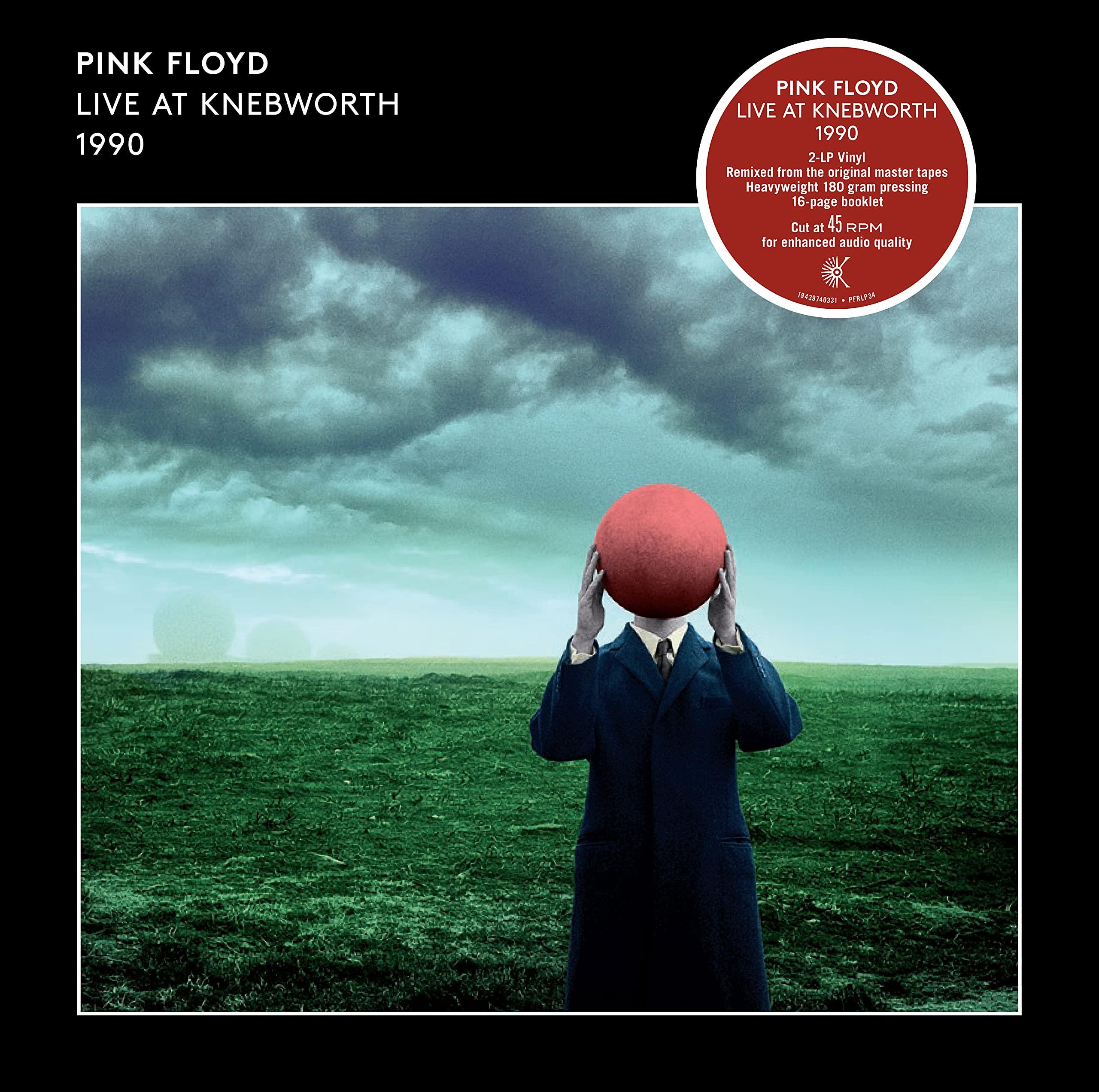 Pink Floyd - Live At Knebworth 1990 (2021) [FLAC] Download