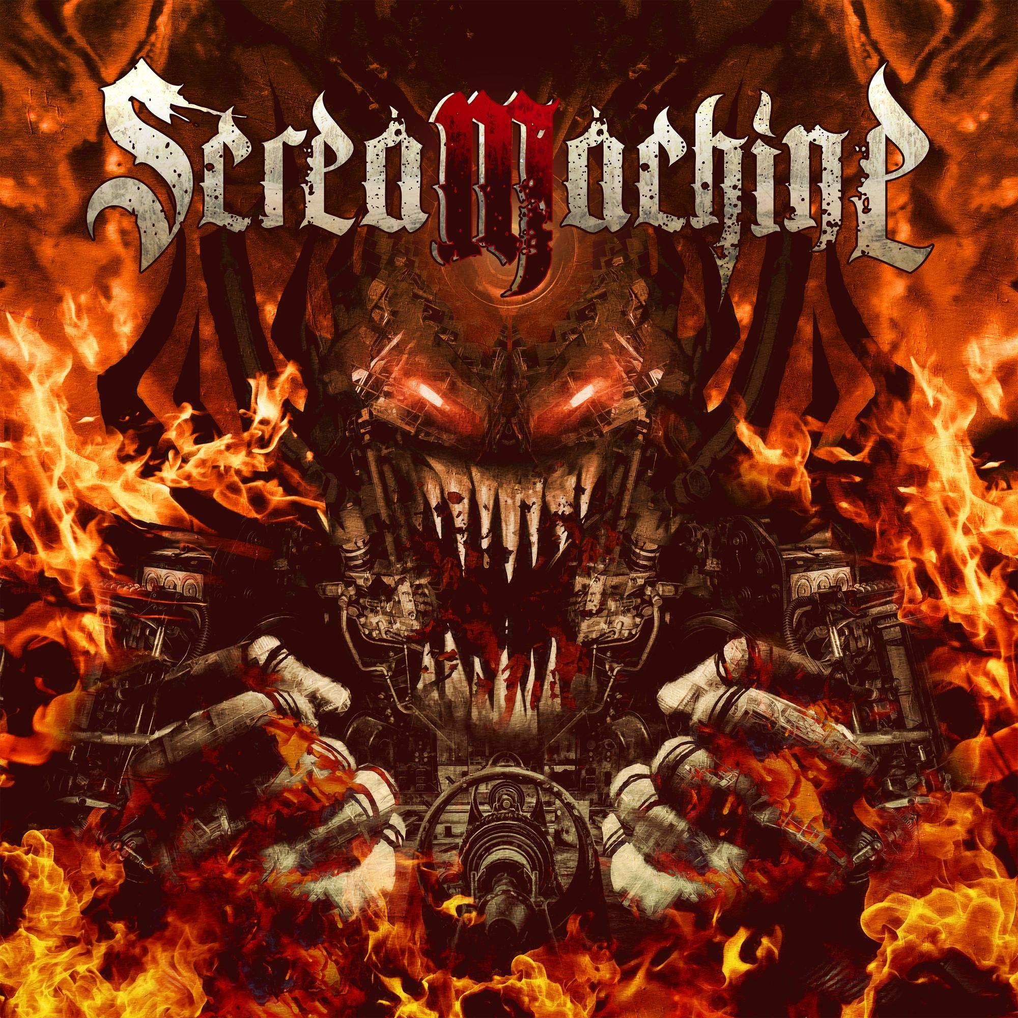 ScreaMachine - ScreaMachine (2021) [FLAC] Download