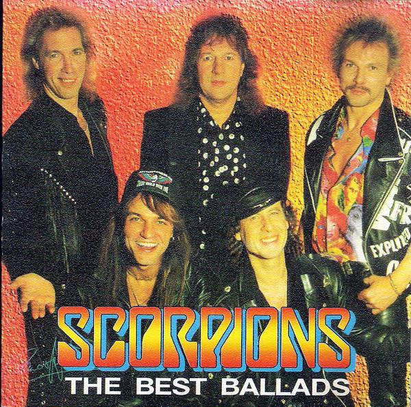 Scorpions - Best Ballads (1996) [FLAC] Download