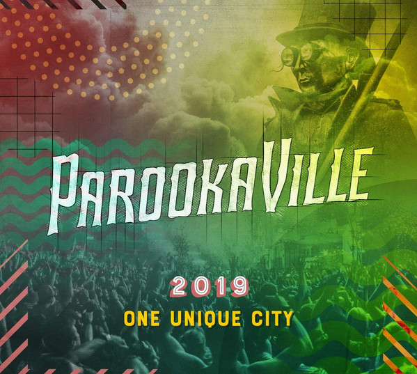 VA - Parookaville 2019  one unique city (2019) [FLAC] Download