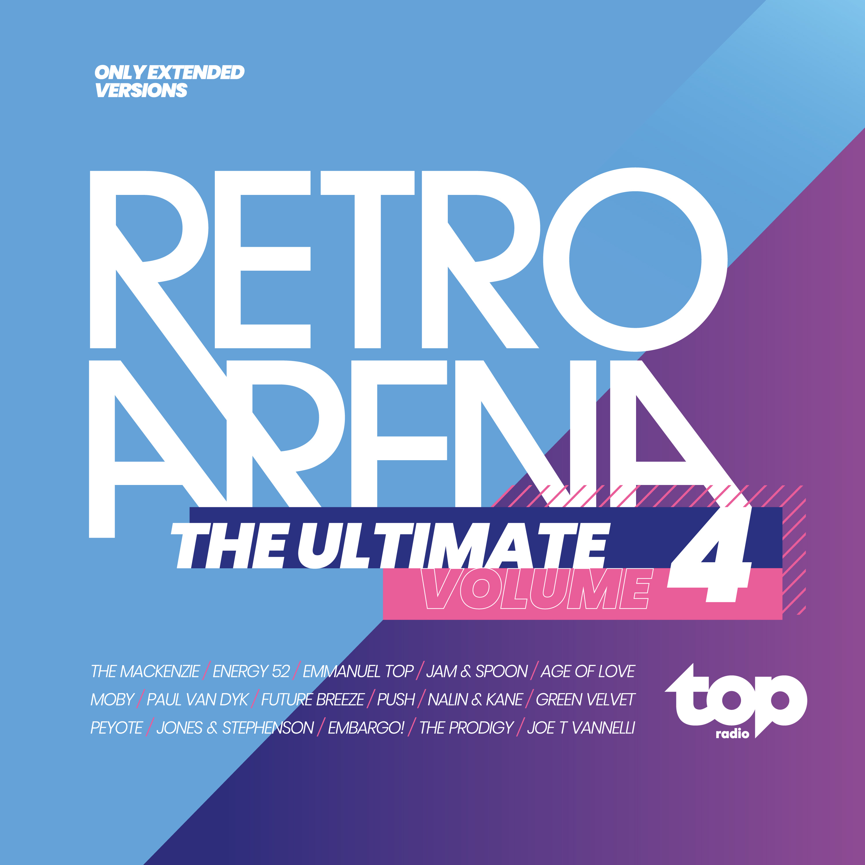 VA - The Ultimate Retro Arena Volume 4 (2020) [FLAC] Download
