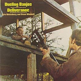 Eric Weissberg And Steve Mandell – Dueling Banjos From The Original Soundtrack Deliverance (1973) [FLAC]