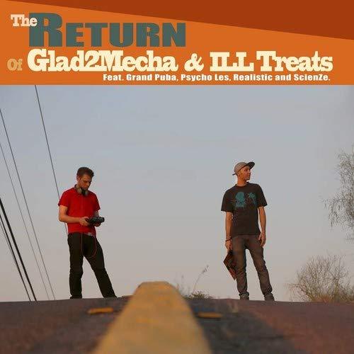 Glad2Mecha & Ill Treats - The Return (2019) [FLAC] Download