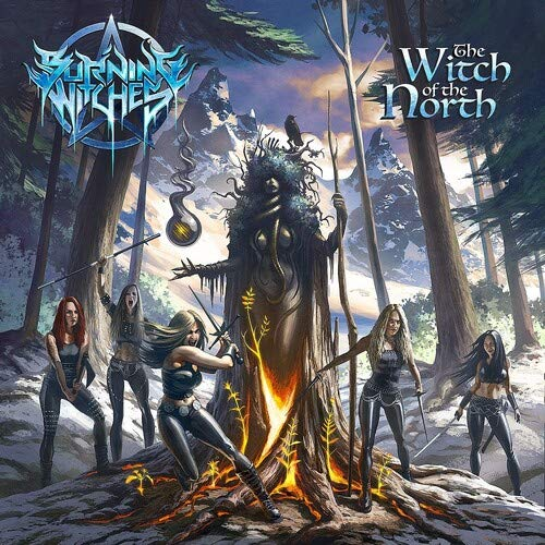 Burning Witches - The Witch Of The North (2021) [FLAC] Download