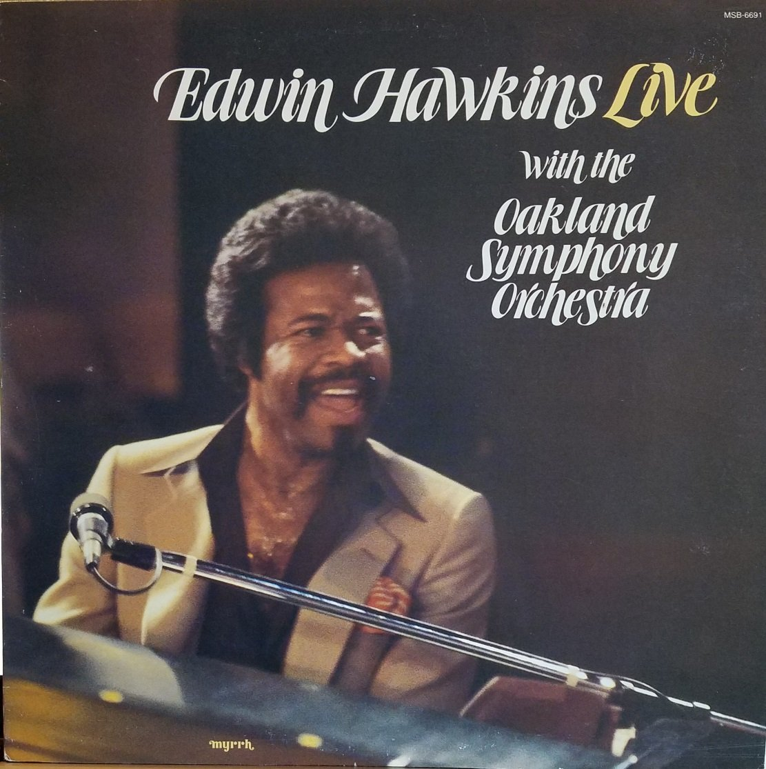 Edwin Hawkins - Edwin Hawkins Live With The Oakland Symphony Orchestra (1981) [FLAC] Download