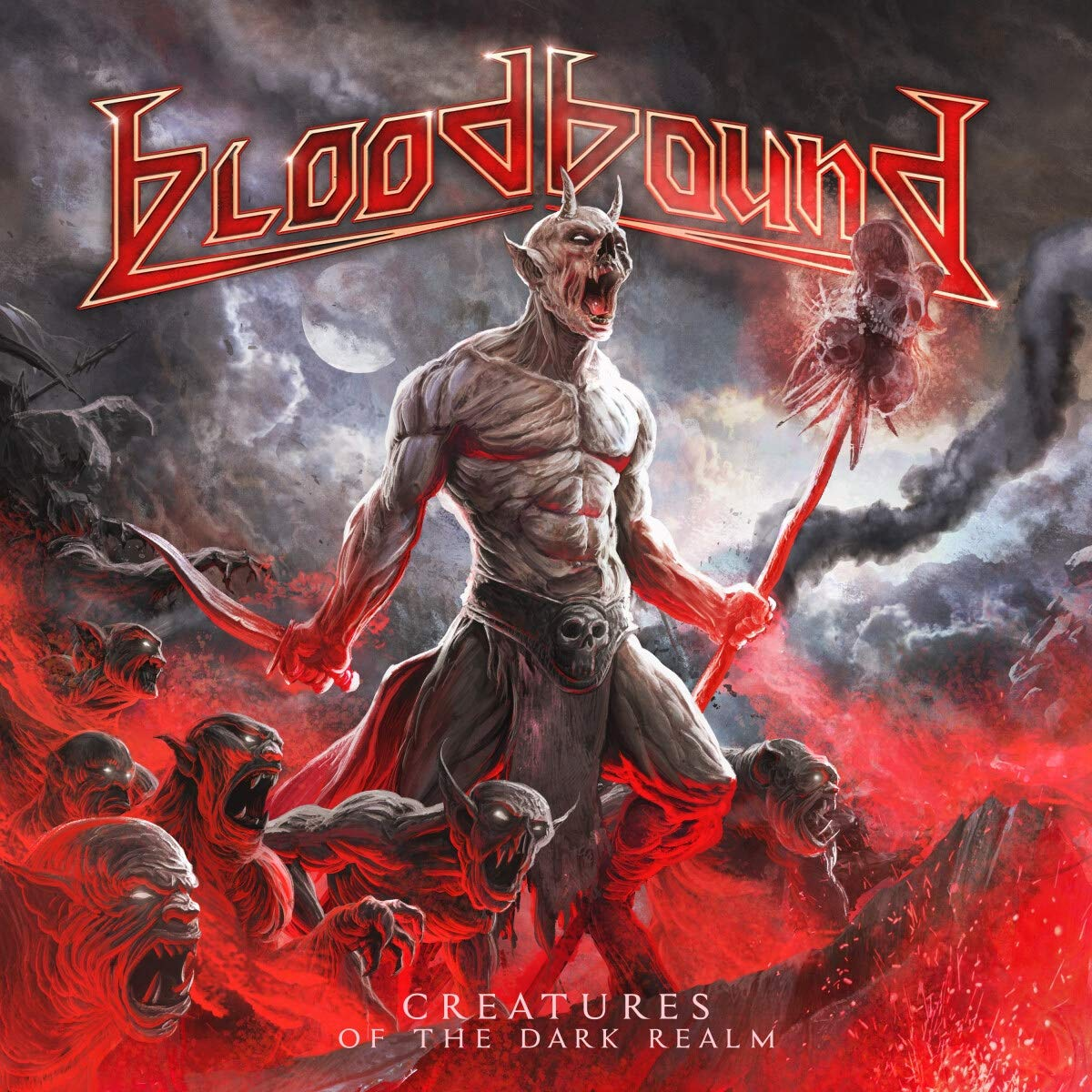 Bloodbound - Creatures of the Dark Realm (2021) [FLAC] Download