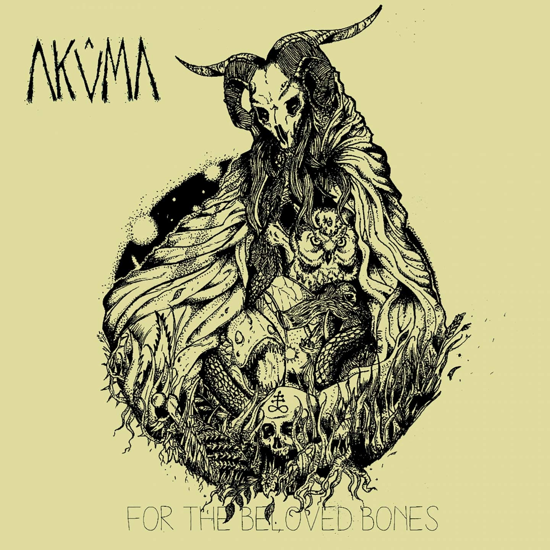 Akuma - For the Beloved Bones (2014) [FLAC] Download