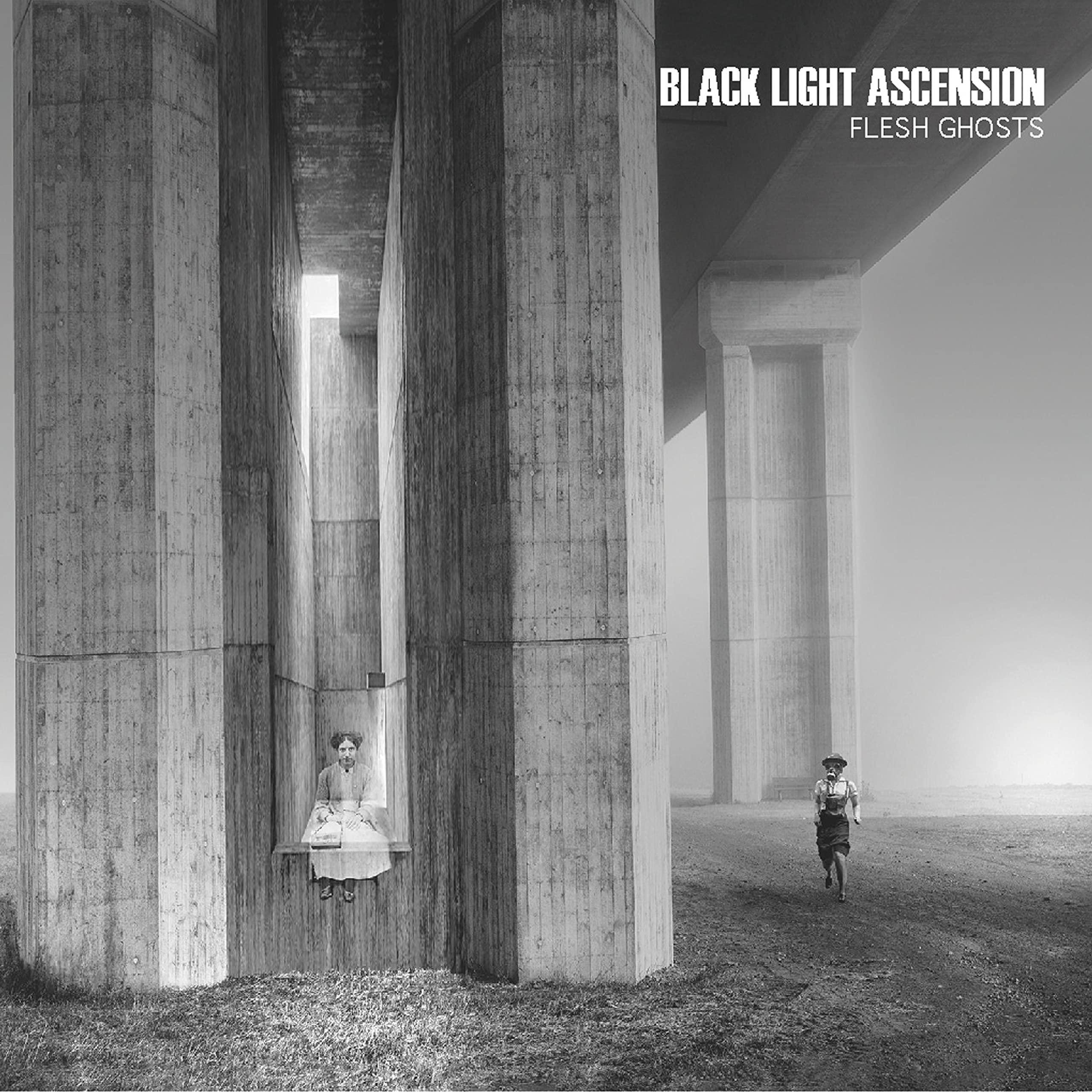Black Light Ascension - Flesh Ghosts (2021) [FLAC] Download