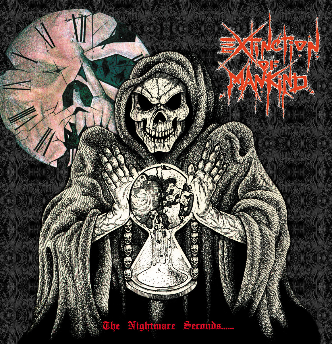 Extinction of Mankind - The Nightmare Seconds...... (2004) [FLAC] Download