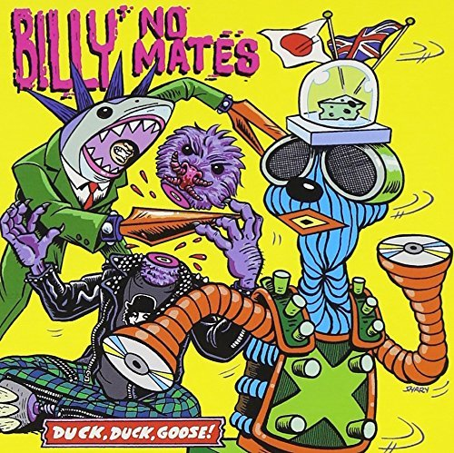 Billy No Mates – Duck, Duck, Goose! (2011) [FLAC]