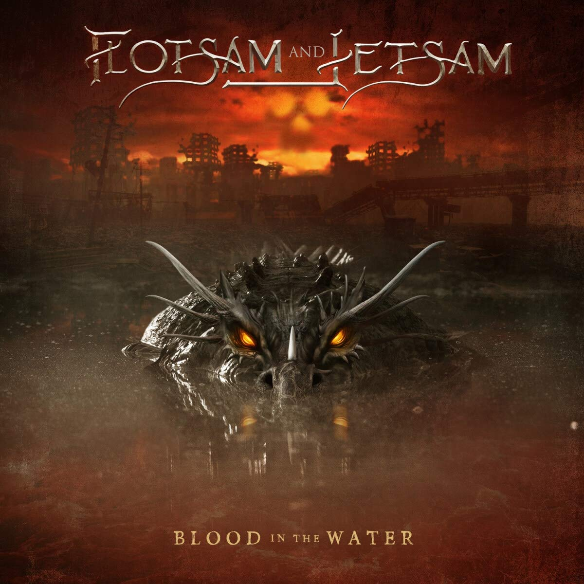Flotsam and Jetsam – Blood in the Water (2021) [FLAC]