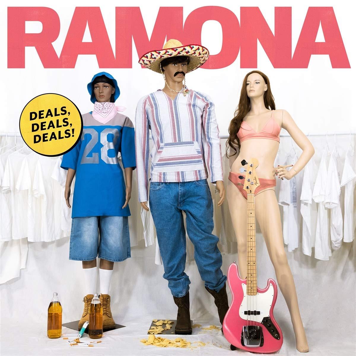 Ramona – Deals, Deals, Deals! (2019) [FLAC]