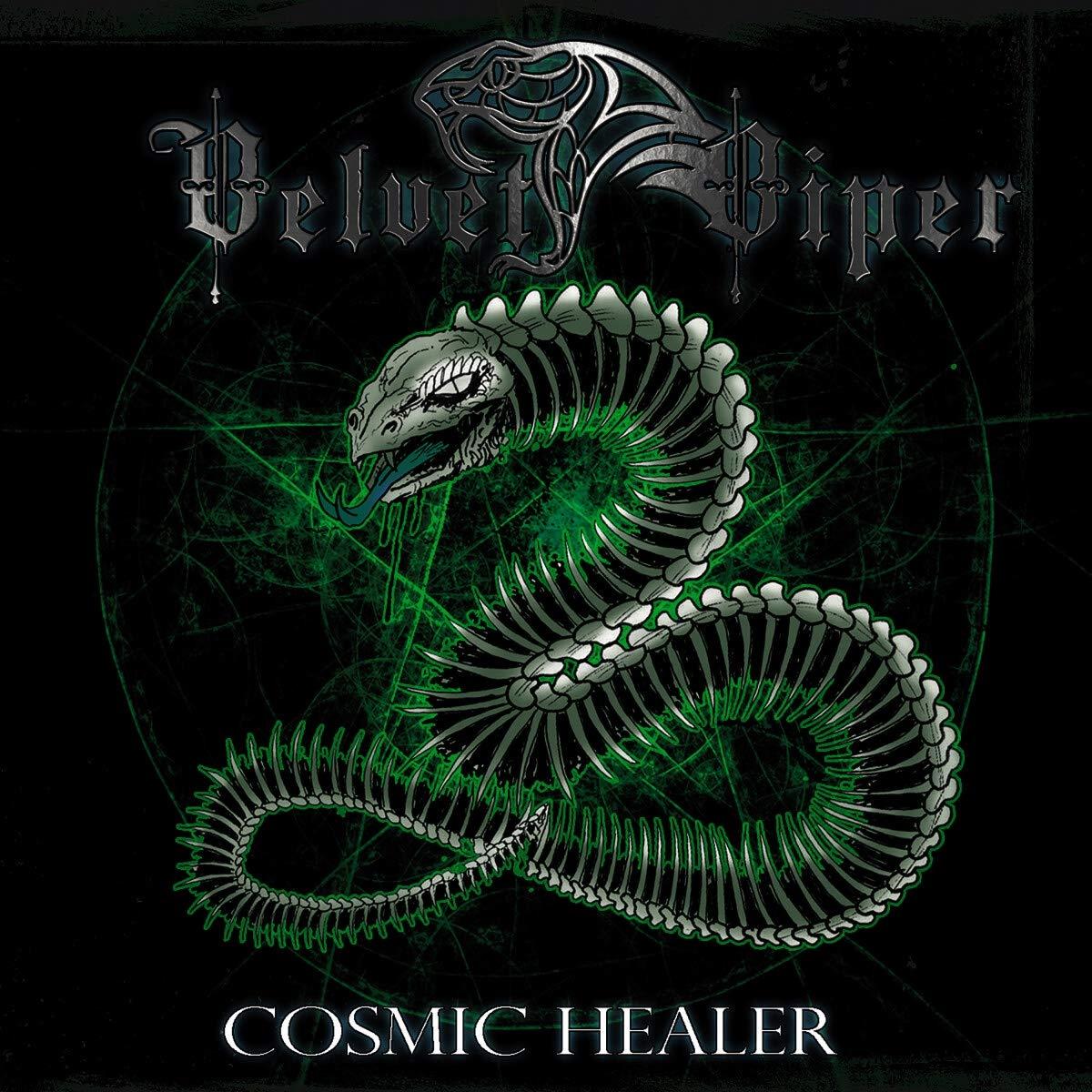 Velvet Viper – Cosmic Healer (2021) [FLAC]